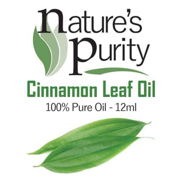 Cinnamon Leaf Oil 12ml