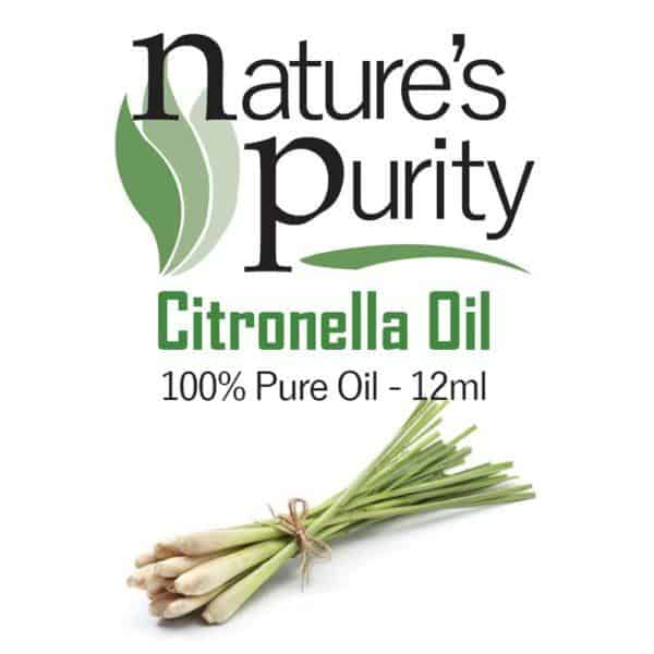 Citronella Oil 12ml