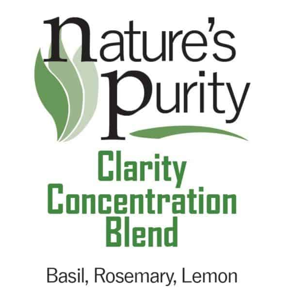 Clarity Concentration Blend 12ml