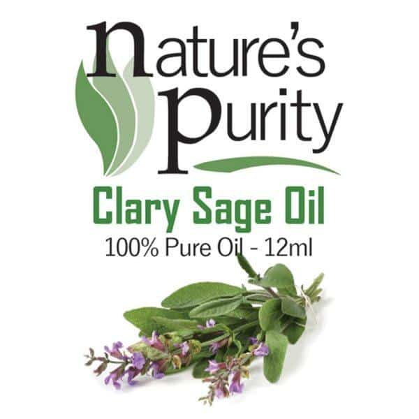 Clary Sage Oil 12ml