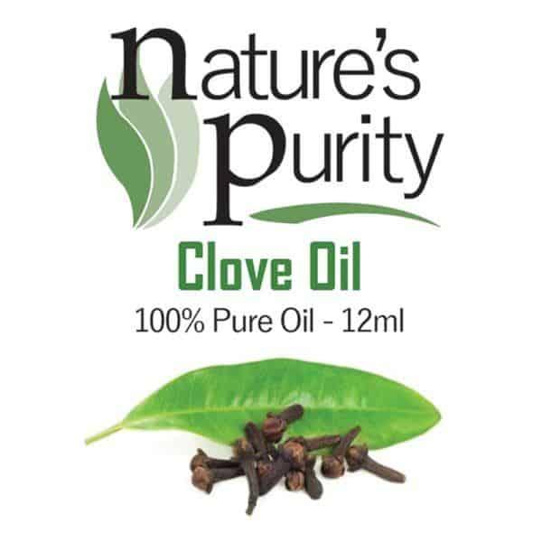 Clove Oil 12ml