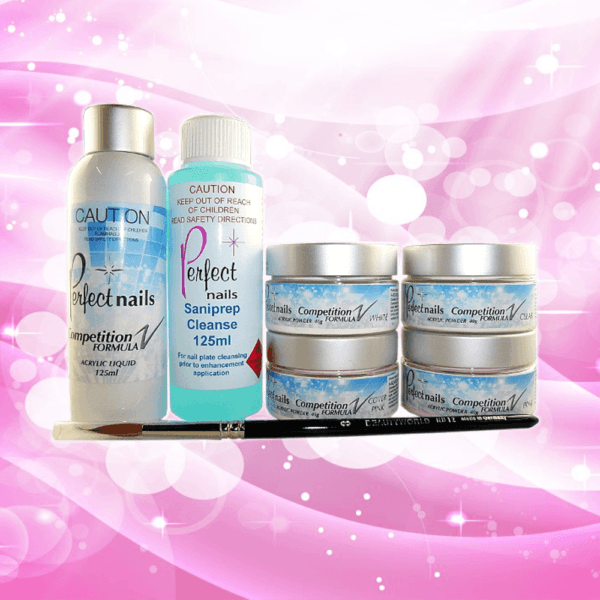 Perfect Nails Competition Formula Acrylic System