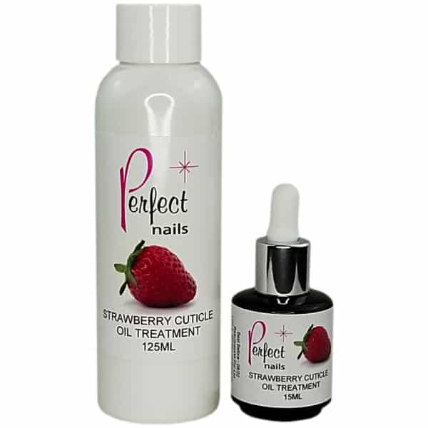 Perfect Nails Cuticle Oil Strawberry
