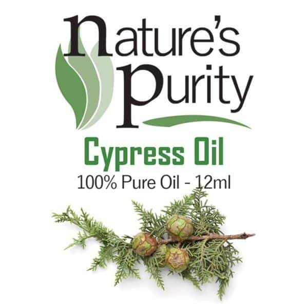 Cypress Oil 12ml