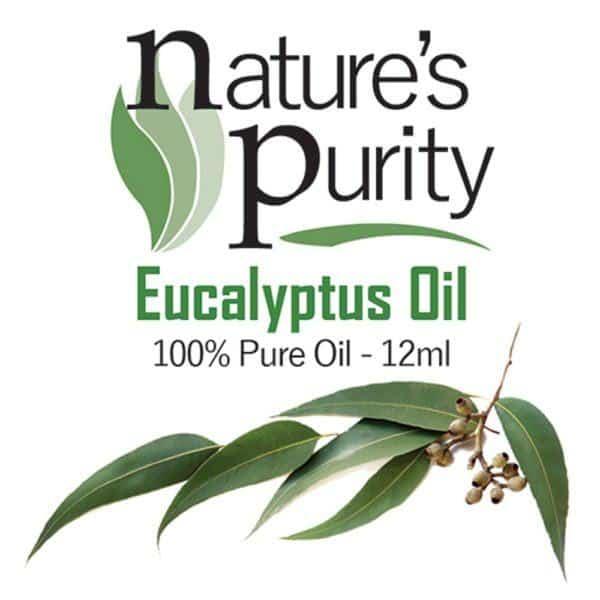 Eucalyptus Oil 12ml