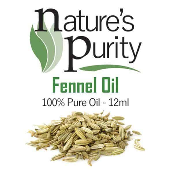 Fennel Oil 12ml