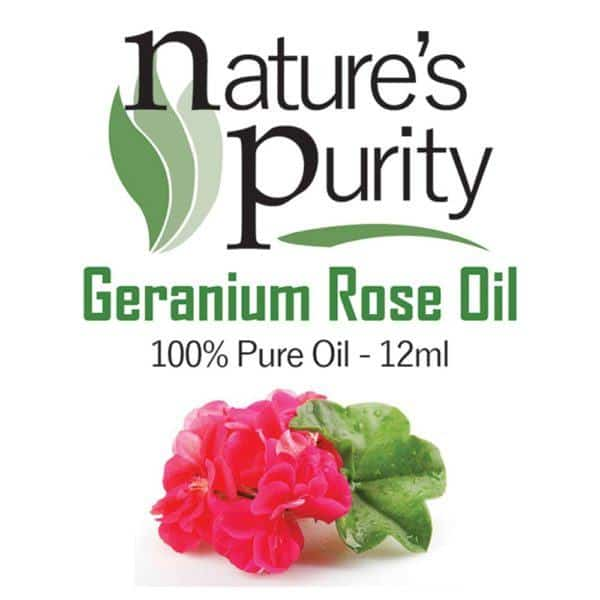 Geranium Rose Oil
