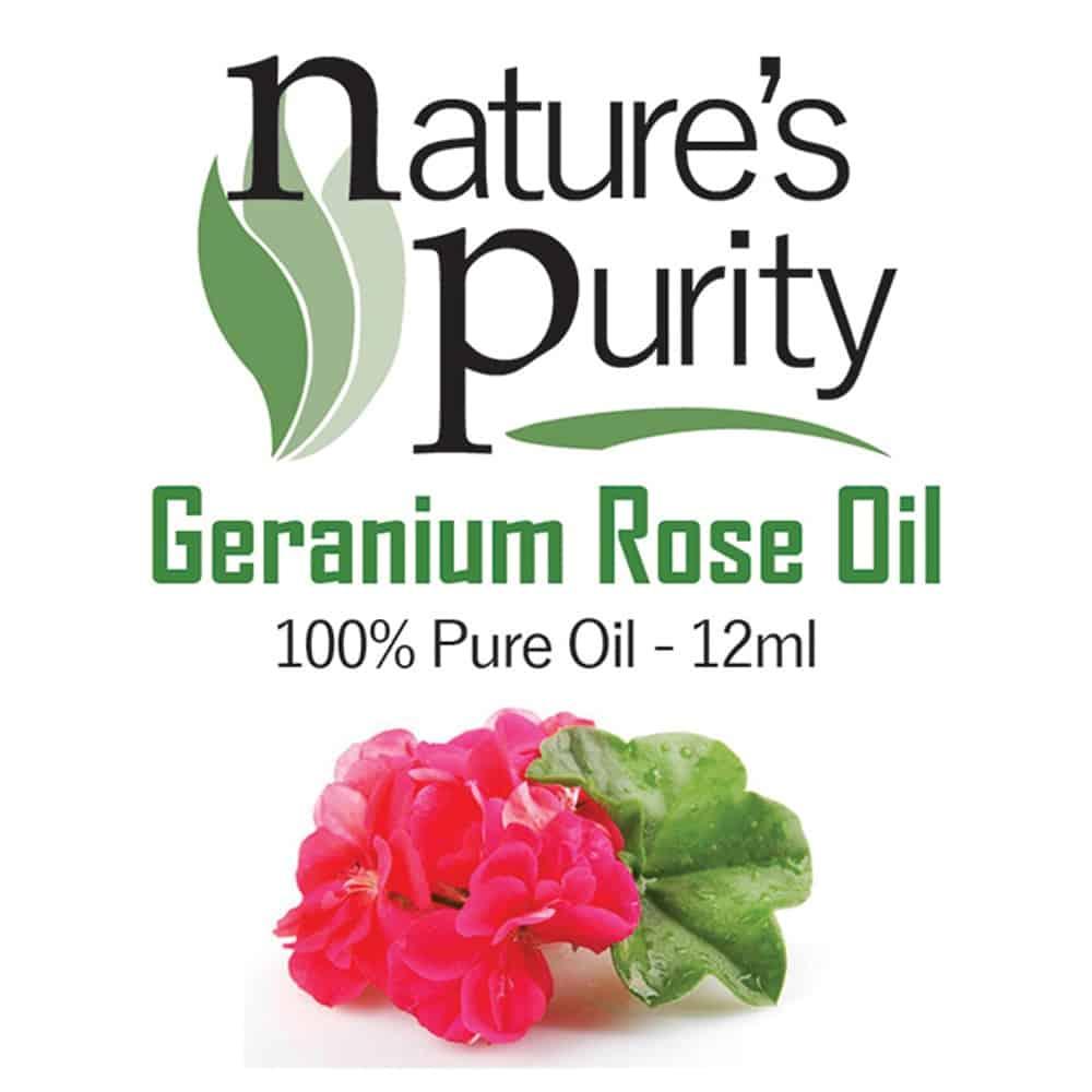 geranium rose - Geranium Rose Oil
