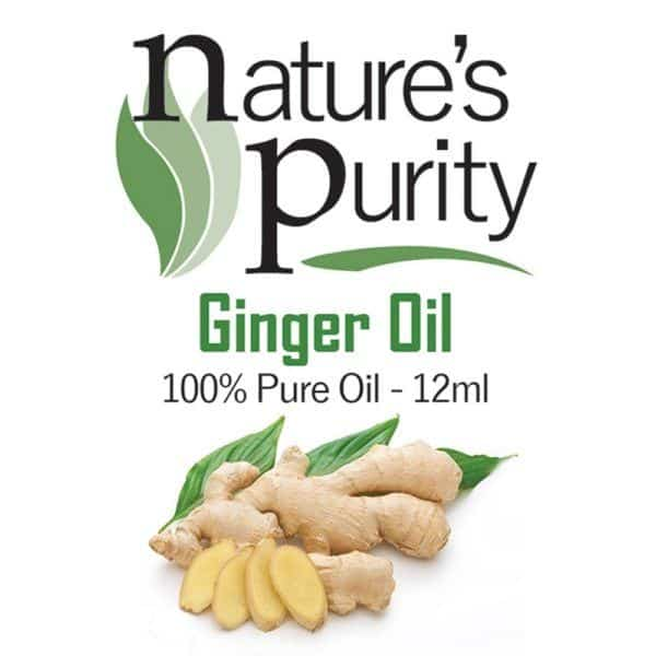 Ginger Oil 12ml