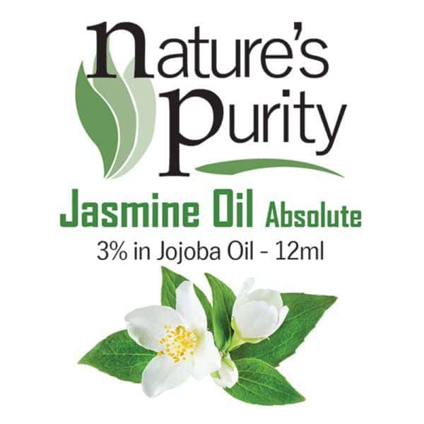 Jasmine Absolute 3% in Jojoba 12ml