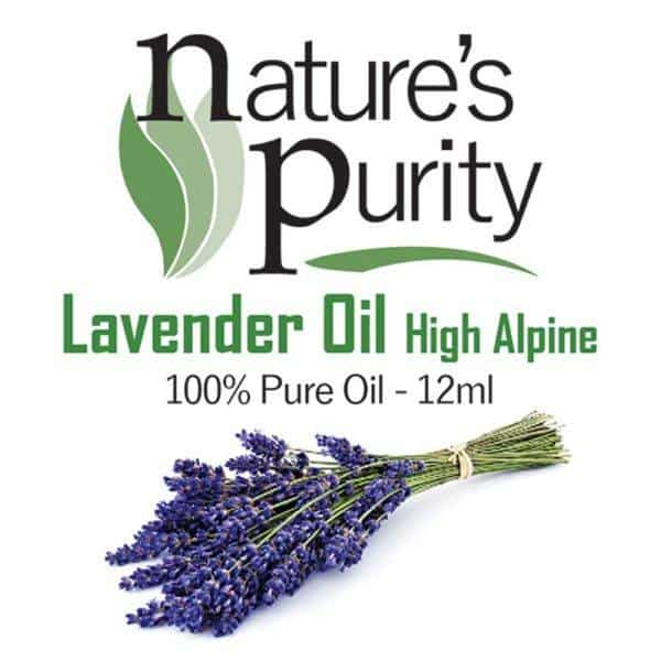 Lavender High Alpine Oil 12ml