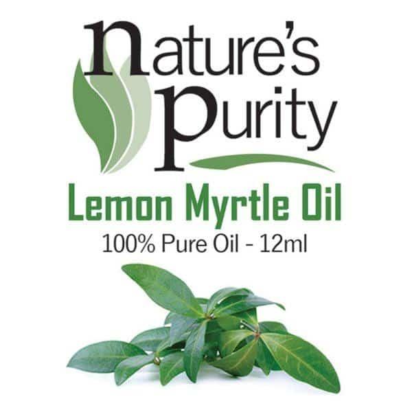 Lemon Myrtle Oil 12ml