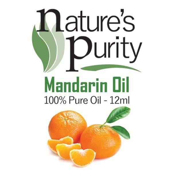 Mandarin Oil 12ml
