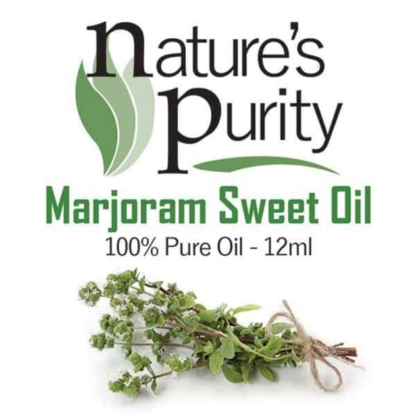 Marjoram Sweet Oil 12ml