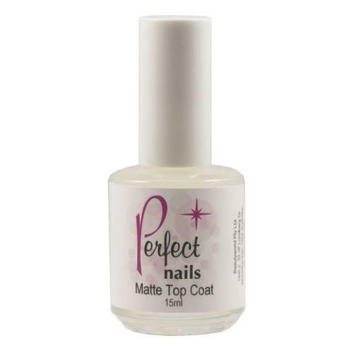 Perfect Nails Matte Top Coat 15ml