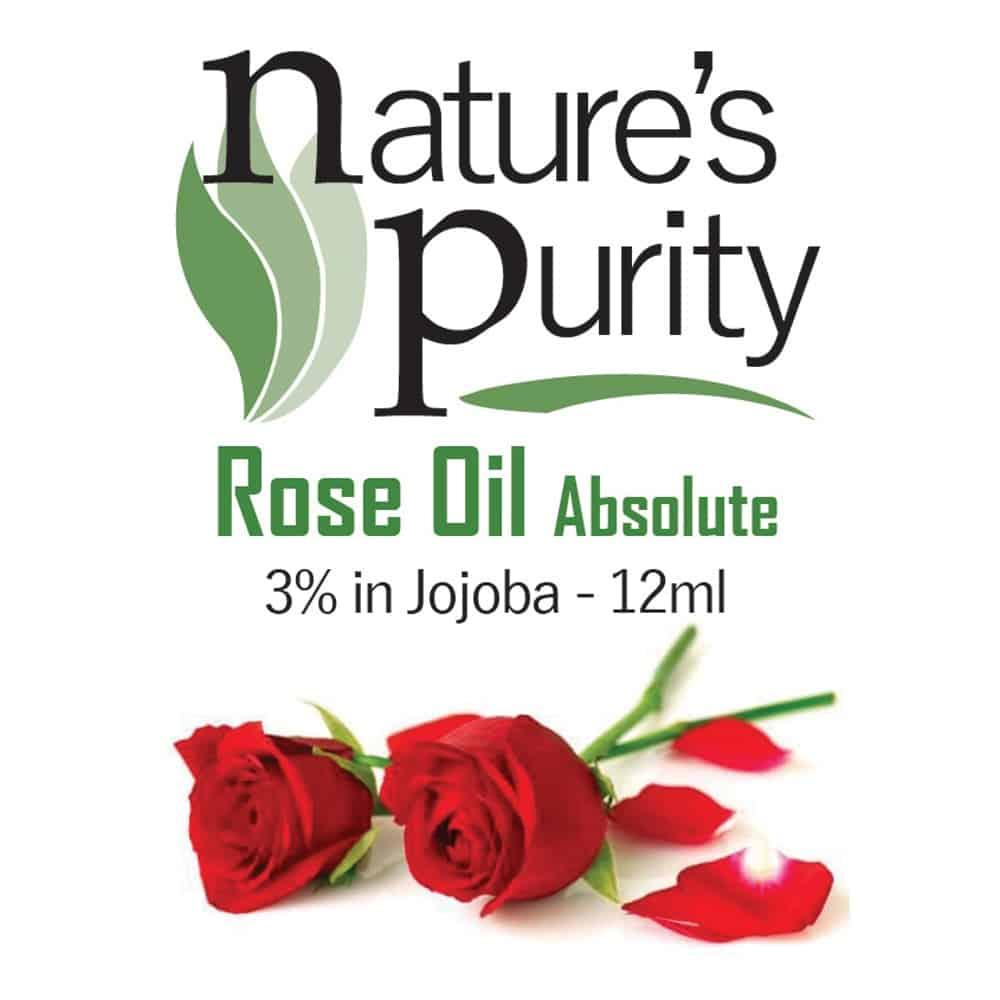 rose a - Rose Absolute 3% in Jojoba