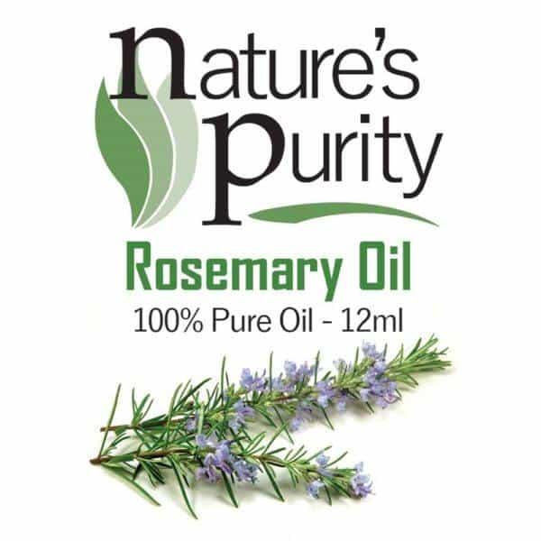 Rosemary Oil 12ml