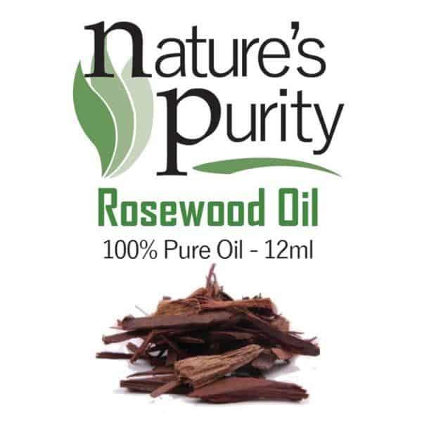 Rosewood Oil 12ml