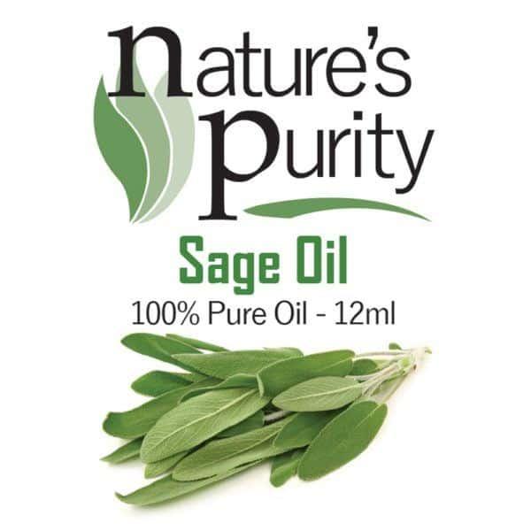 Sage Oil 12ml