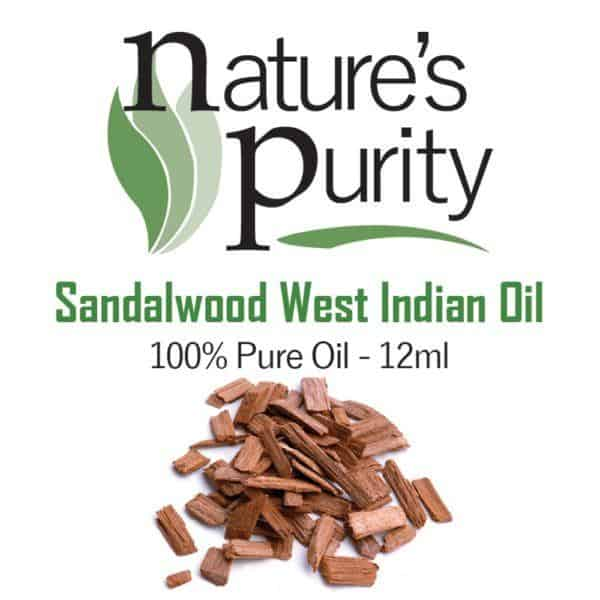 Sandalwood West Indian 12ml