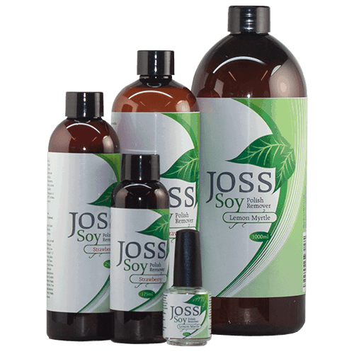 JOSS Soy Polish Remover