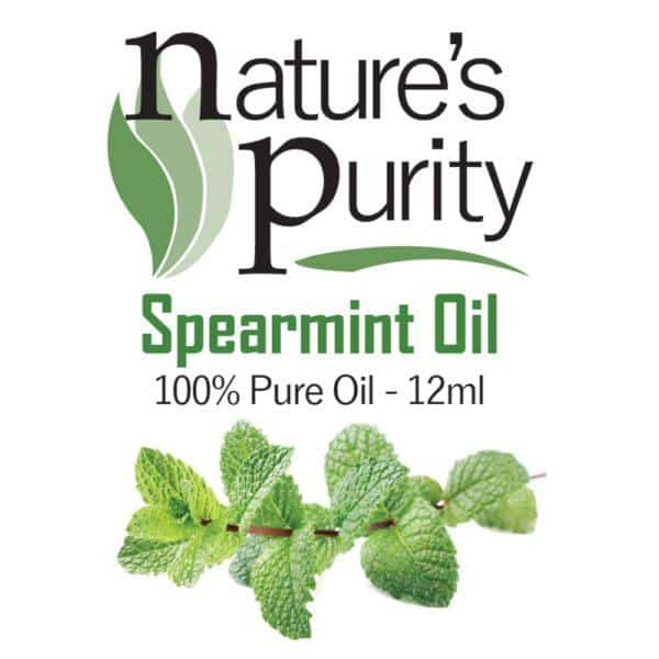 Spearmint Oil 12ml