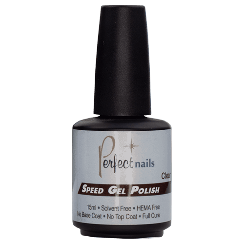 Perfect Nails Speed Gel Polish Clear Base