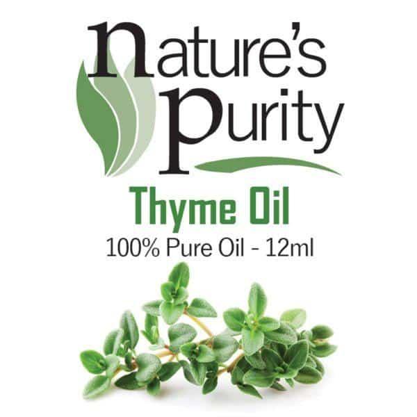 Thyme Oil 12ml