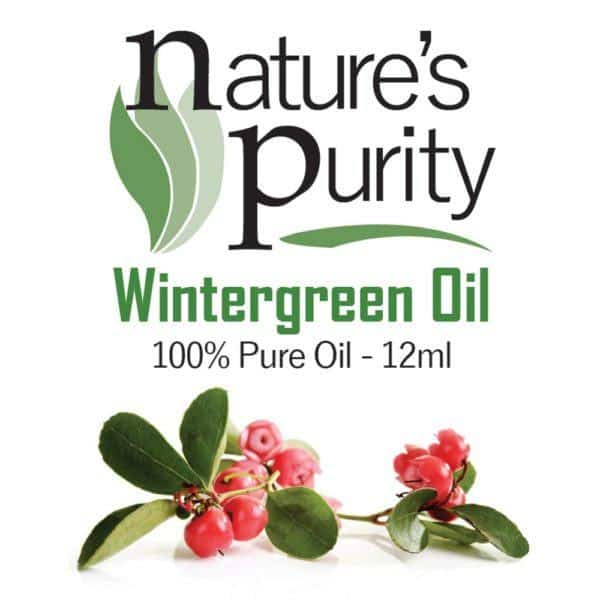 Wintergreen Oil 12ml