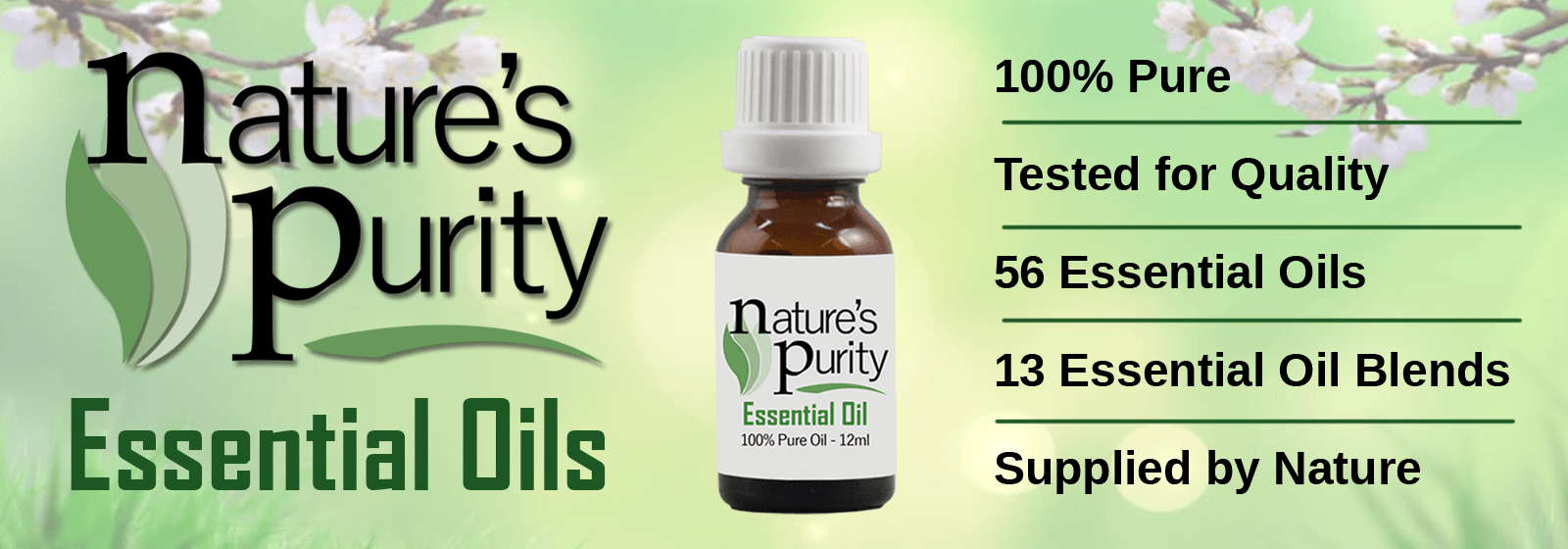 NP essential oils - Home Page