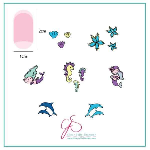 Mermaid Doodle #2