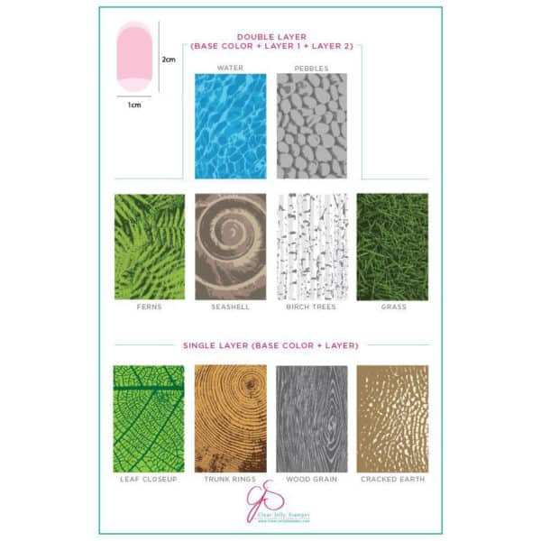 Texture Essentials – Nature's Law