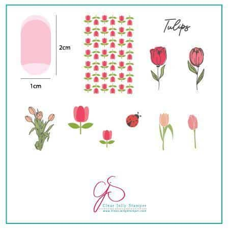 Tu Many Tulips