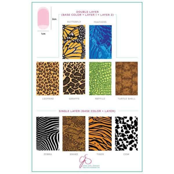 Texture Essentials – Wild Kingdom