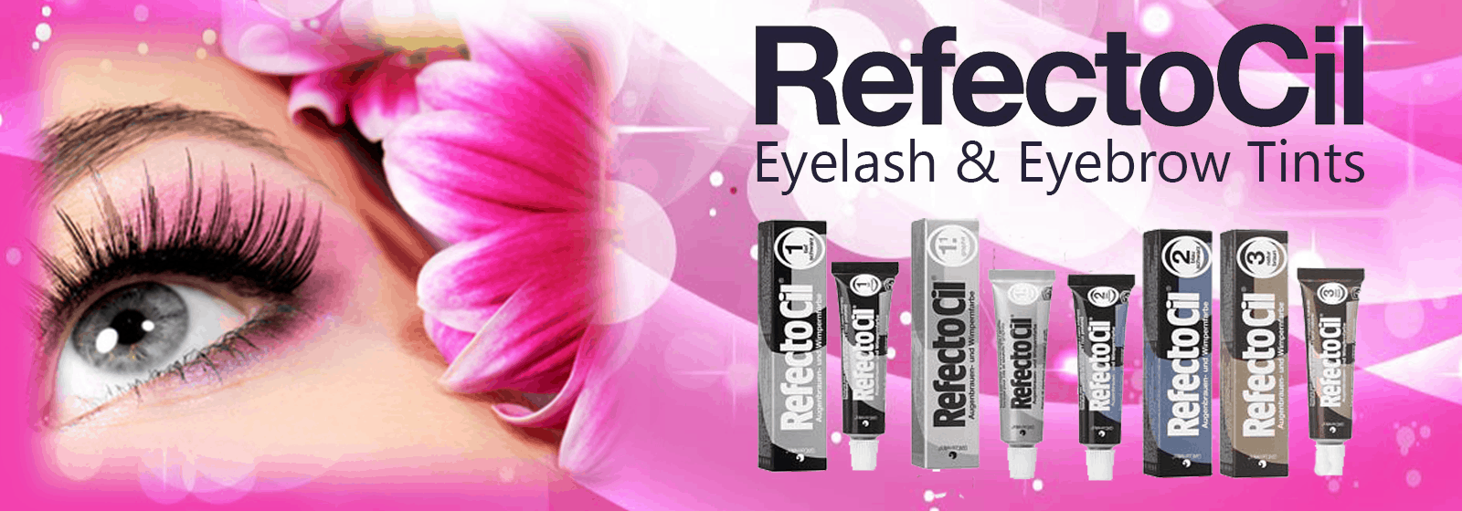 Refectocil Tints