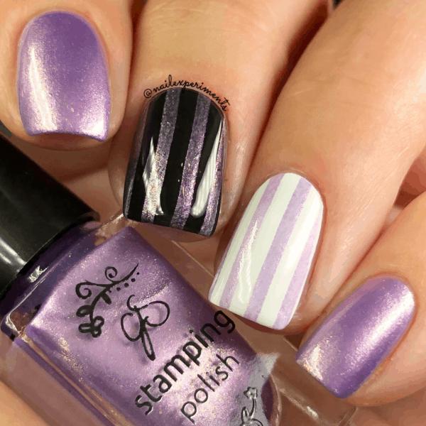 #106 Lavender Taffy