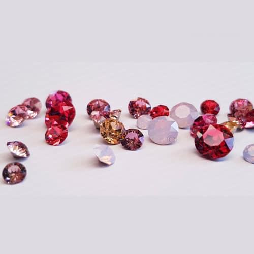 Swarovski Attitude – Pink – Chaton
