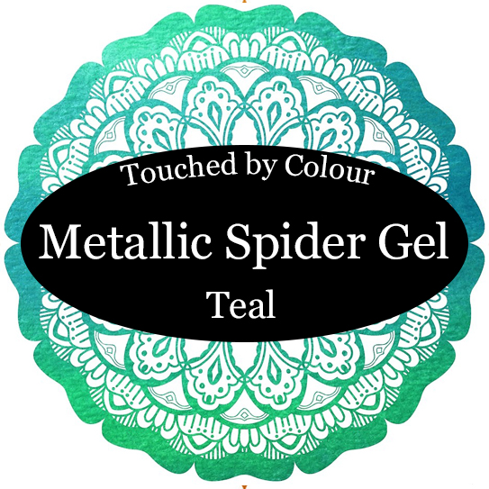 Metallic Spider Gel