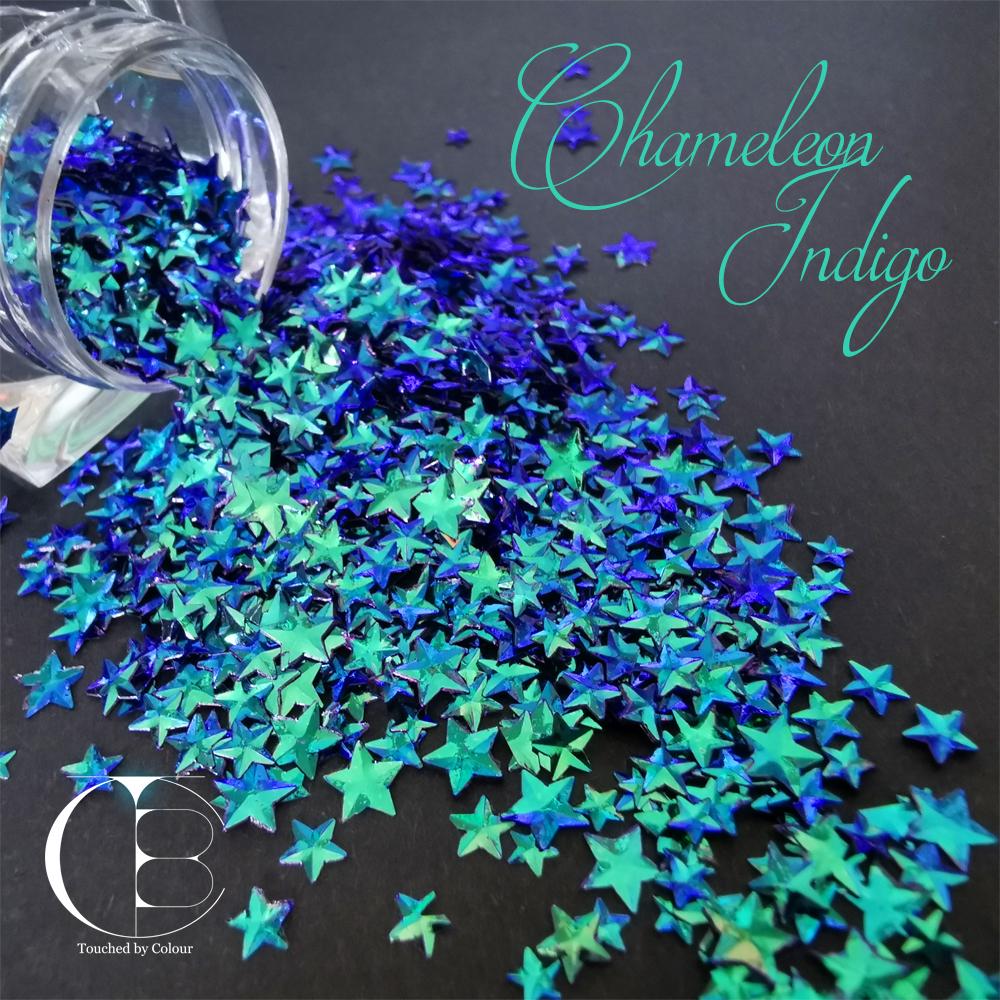 Chameleon Indigo Stars