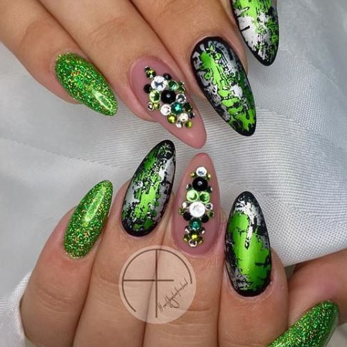 Dark Moss Green – Chaton