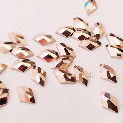 Swarovski Rhombus – Rose Gold- Specialty