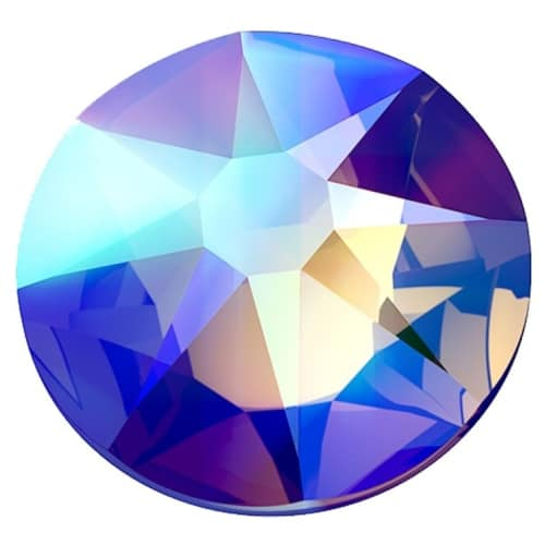 Tanzanite Shimmer – Flat Back