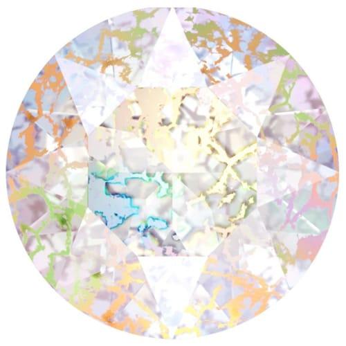Swarovski White Pantina – Chaton