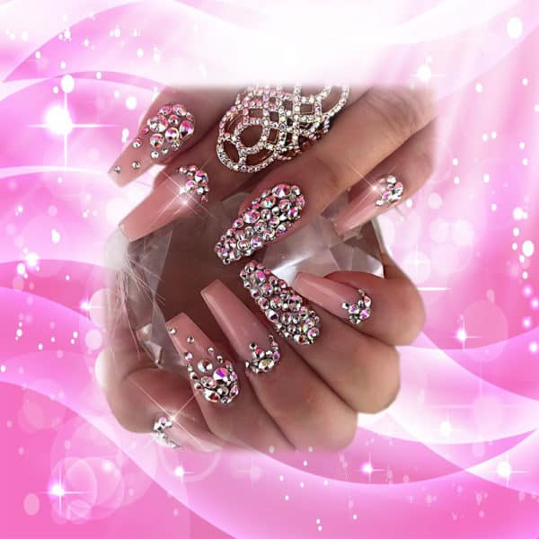 Swarovski Nail Art