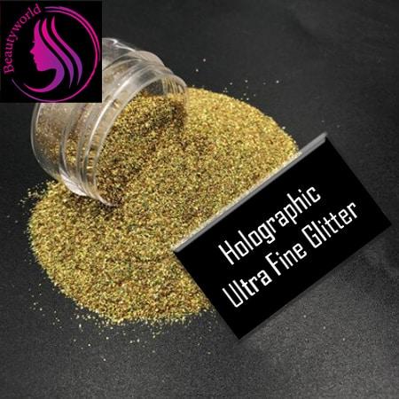 Gold Glitter Ultra Fine