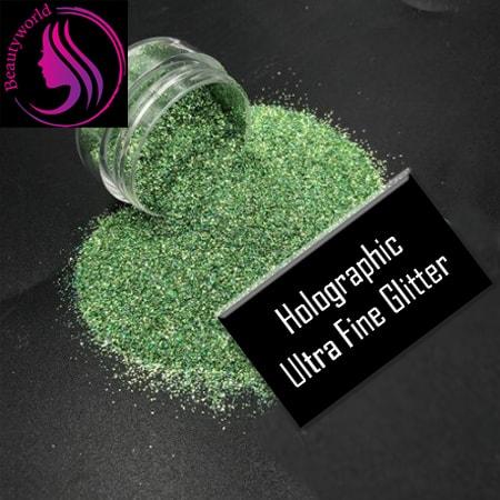 Green Glitter Ultra Fine