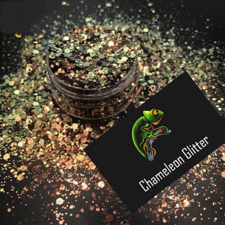 Copper Cauldron Glitter Chunky