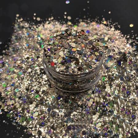Bronze Glitter Medium