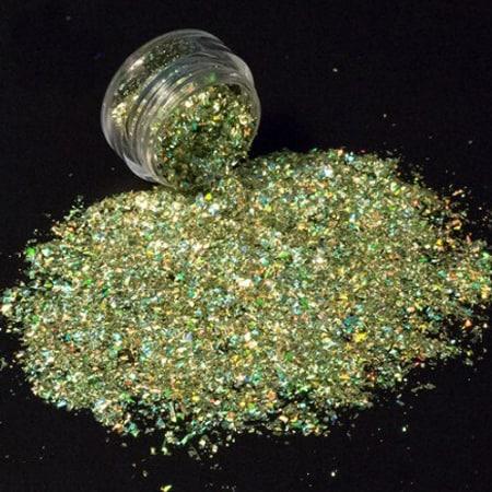Chameleon Gold Glitter Shard