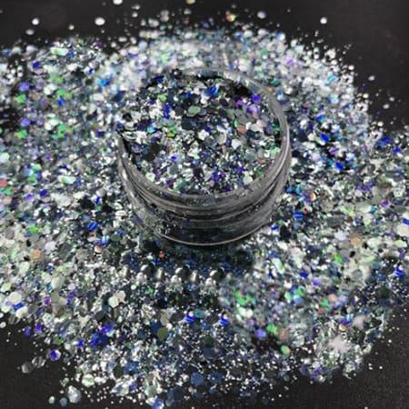 Deep Space Glitter Medium